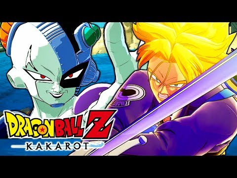 DRAGON BALL Z: KAKAROT ( TRUNKS DEL FUTURO Y BOLAS DE DRAGON )