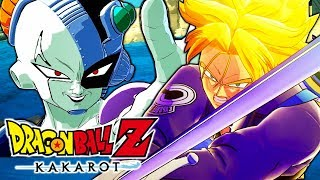 DRAGON BALL Z: KAKAROT ( TRUNKS DEL FUTURO Y BOLAS DE DRAGON )