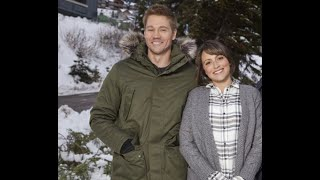 Hot Chocolate Challenge - Toboggan - Love in Winterland with Chad Michael Murray & Italia Ricci