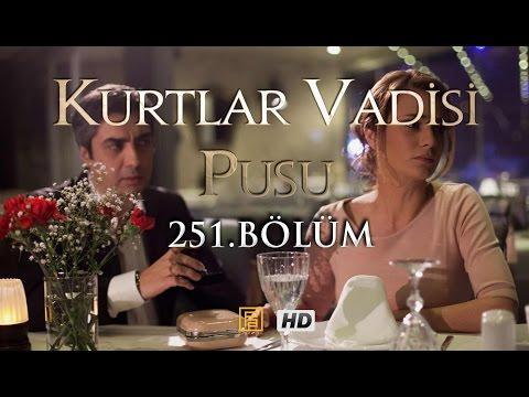 Kurtlar Vadisi Pusu 251. Bölüm HD   English Subtitles   ترجمة إلى العربية