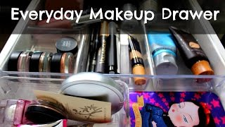What's in my Everyday Makeup Drawer? | September 2014 Thumbnail