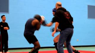 UKC Kickboxing: Canterbury vs Medway 14