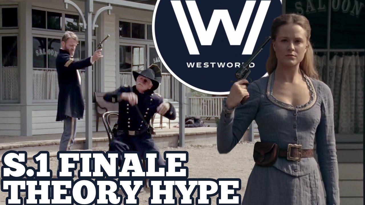 Download [Westworld] Season 1 Finale Theory Hype | Dolores Wyatt | Man in Black William | Maeve
