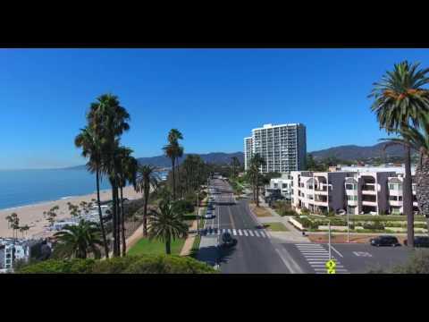 Santa Monica - Ocean Avenue