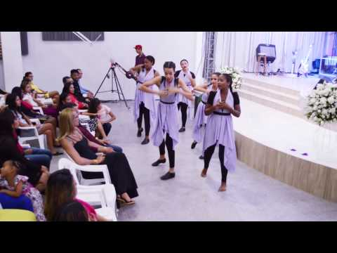 Igreja Cristã Abrigo Aniversário de 5 anos Abrigo Dance