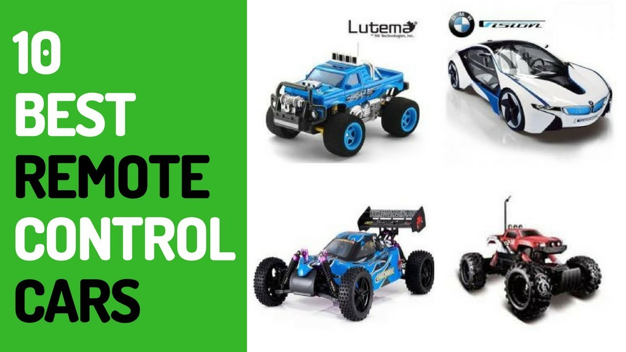 ✅Top 10 Best Remote Control Cars in 2019
