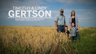 Timothy & Lindy Gertson | Outstanding Young Farmer & Rancher 2015