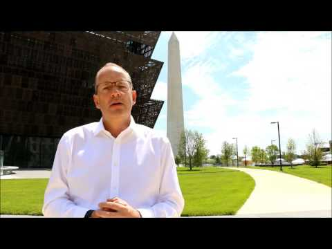 GSK CEO Discusses Donation To Smithsonian National Museum Of African American History & Culture