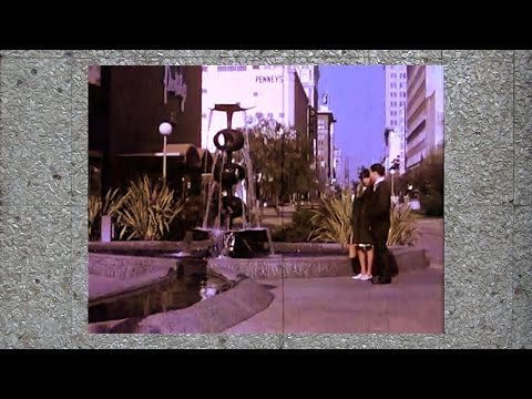 """Beauty is Good Business"" 1966 Fresno Fulton Mall Film (Remastered) - Look Around, Follow Me-CHAP 5"