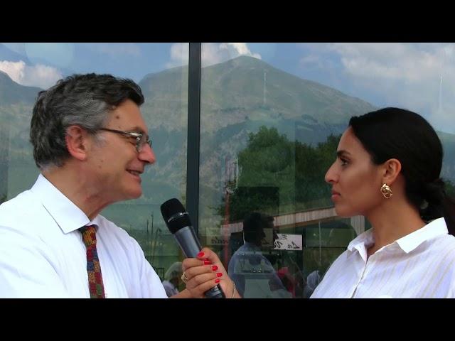 Comunità Laudato si', Paolo Ruffini: «La sfida di cambiare il mondo prima che sia tardi»