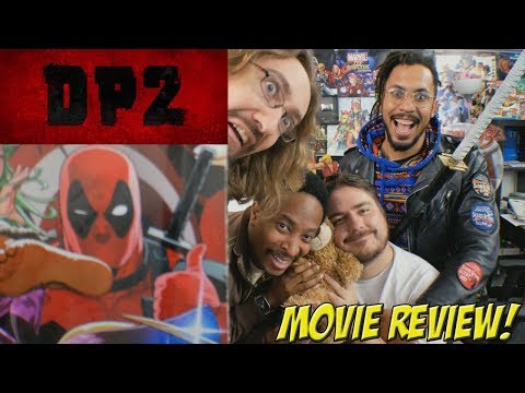 Deadpool 2 Movie Review! - YoVideogames