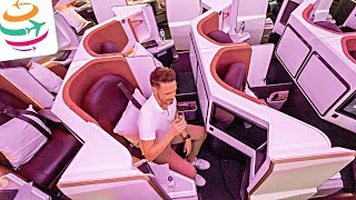 Brandneu! Virgin Atlantic A350-1000 Upper Class | YourTravel.TV