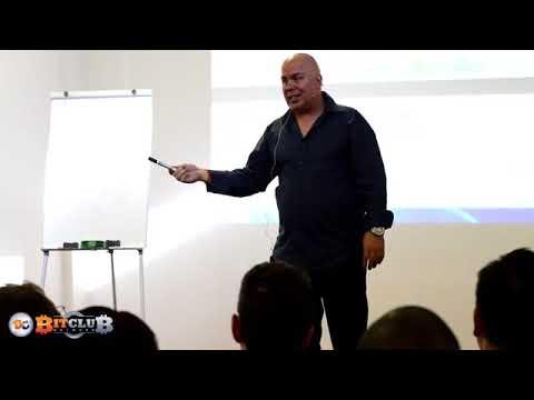Bitclub network founder Russ Africa tour