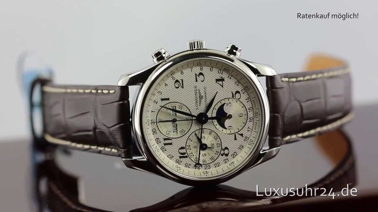 longines the master collection l2 673 4 78 3 luxusuhr24 ratenkauf longines the master collection l2 673 4 78 3 luxusuhr24 ratenkauf ab 20 euro monat