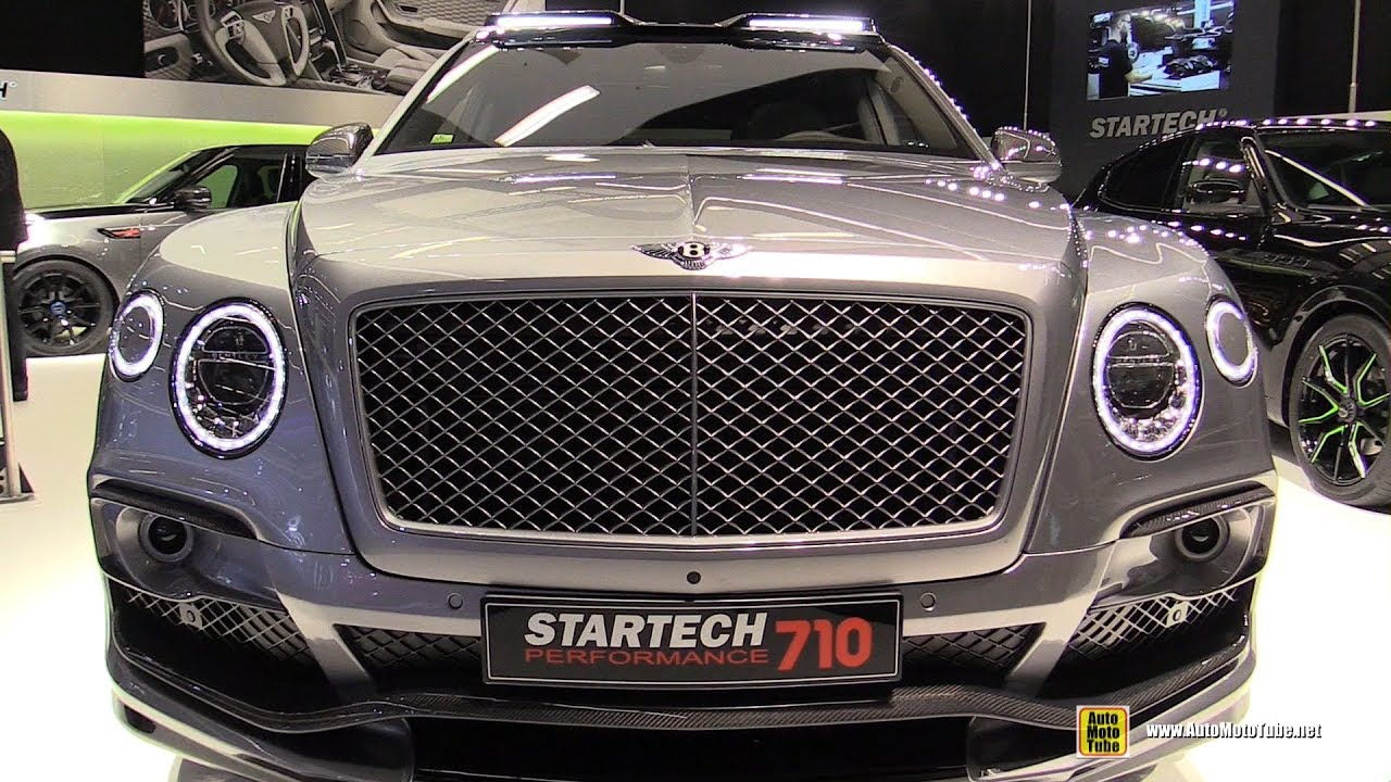 2018 bentley bentayga interior.  bentley 2018 bentley bentayga 710 performance by startech  exterior and interior in bentley bentayga interior