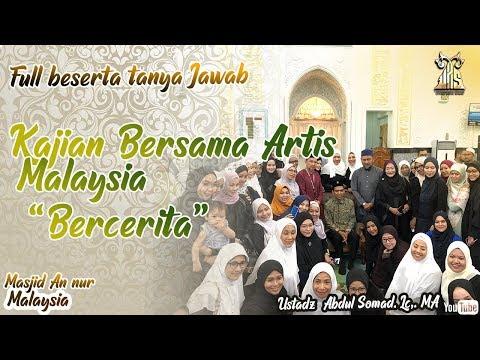 full-bercerita-dan-tanya-jawab- -kajian-bersama-artis-malaysia
