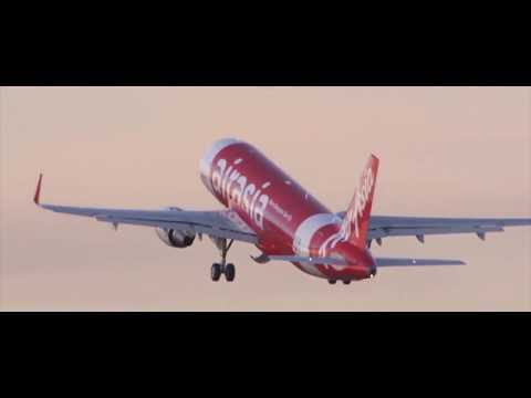 AirAsia - A Day in the Life of Cabin Crew