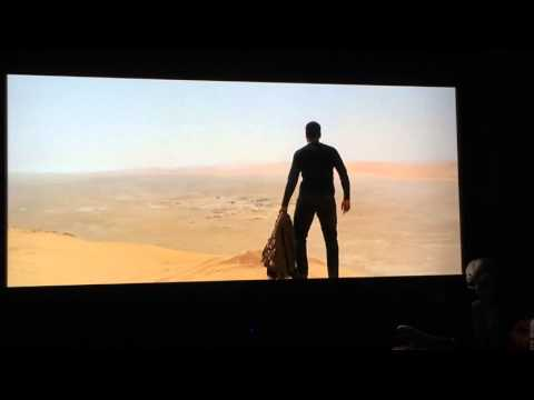 Star Wars Episode VII: The Force Awakens Full Trailer (ESPN)
