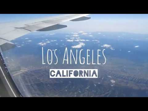 The City of Angels - Los Angeles California