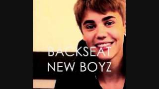 Back Seat- Justin Bieber- New Boyz-Dev-Cataracs- LYRICS