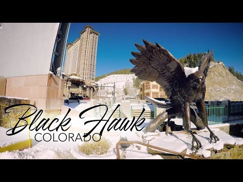Black Hawk Casinos - Colorado 2018