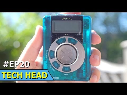 The first commercially available portabledigital player | Global SciTech | Tech Head | Episode 20