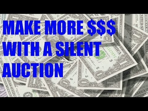 nonprofit-fundraising-ideas-|-how-to-make-more-money-with-your-silent-auction!