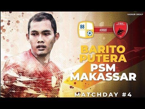 BPTV - BARITO PUTERA (2) VS (1) PSM MAKASSAR #4 (DIARY)