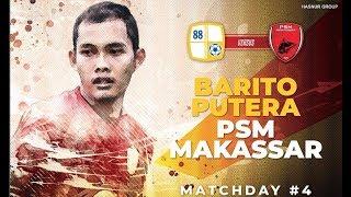 Download Video BPTV - BARITO PUTERA (2) VS (1) PSM MAKASSAR #4 (DIARY) MP3 3GP MP4