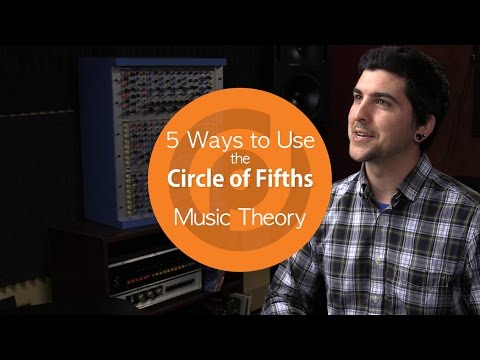 5 Ways to Use the Circle of Fifths | Music Theory