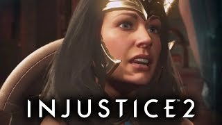 WONDER WOMAN IN THE SEARCH OF RESPECT! | Injustice 2 #5