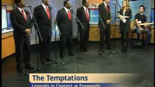 The Temptations sing Silent Night