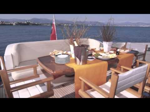 ADAM - Azimut 68S Yacht Charter