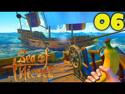 SEA OF THIEVES BETA (FR) - UNE VENGEANCE IMPLACABLE ! (Ft. EAGLES)