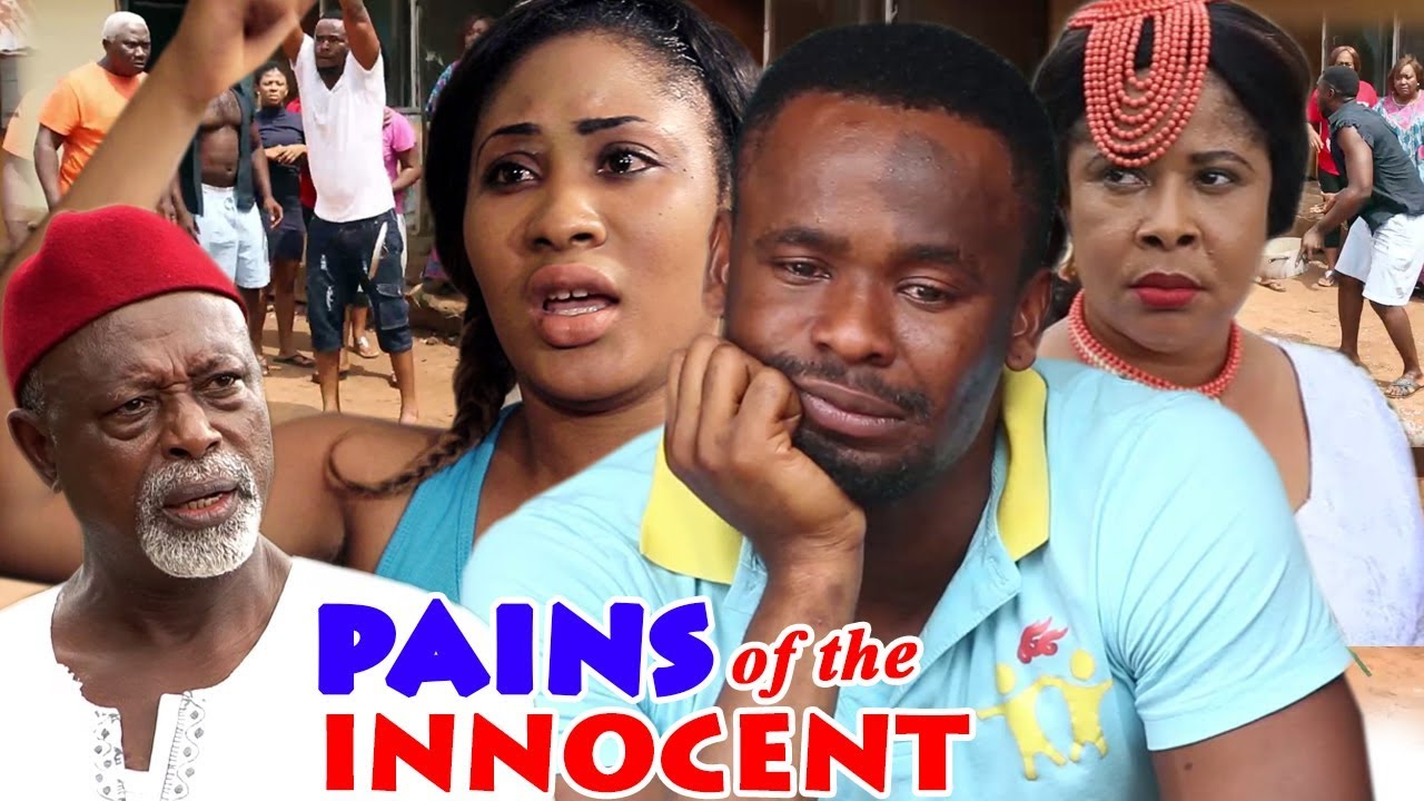 Download Pains Of The Innocent Season 3&4 (Zubby Michael) 2019 Latest Nigerian Nollywood Movie