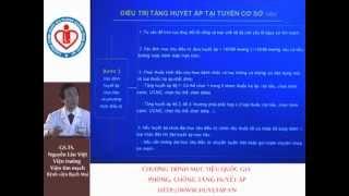 Hướng dẫn chẩn đoán và điều trị tăng huyết áp - P3