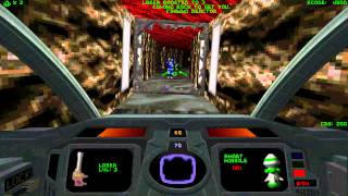 DESCENT 2 gameplay [Full HD] [60FPS]