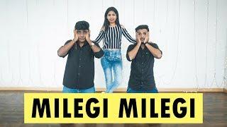 Milegi Milegi | STREE | Dance Choreography | Natya Social