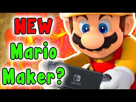 My THOUGHTS/IDEAS On SUPER MARIO MAKER 2 (Nintendo Direct)