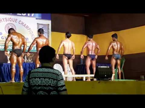 Suman bodybuilding 2017 from Bengal ☆1 April