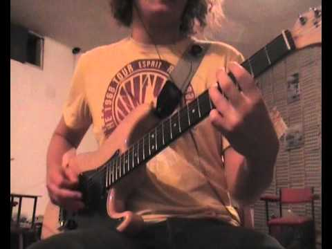 Acid Drinkers Love Shack Guitar Cover Youtube