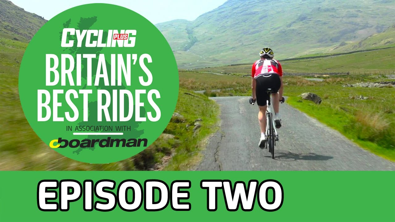 Britain's Best Rides - Ep 2 - Broughton Wheelers Lakes Loop