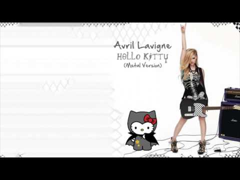 Avril Lavigne - Hello Kitty (Metal Rock Version) [Opening The Avril Lavigne Tour 2014 Version]