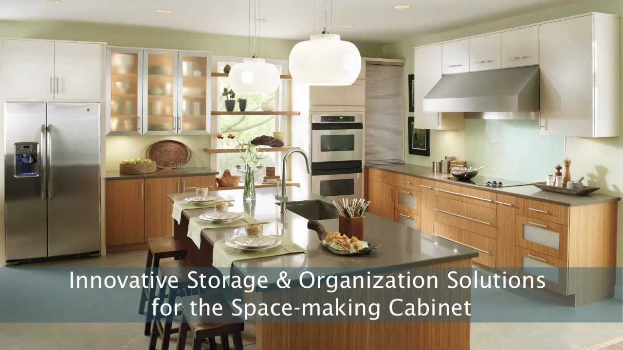 Design Craft Cabinets Organization Options Youtube
