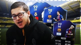 LE PREMIER PACK OPENING TOTY 2017 !