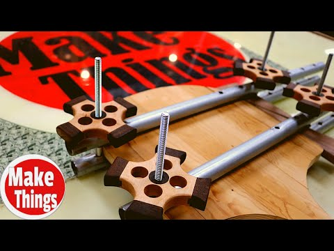 Panel Clamps // Stop Paying for Overpriced Tools!