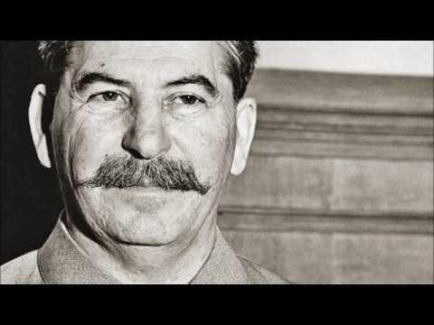 Как Сталин любил