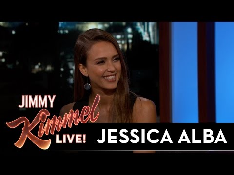 Jessica Alba on Working with Will.i.am
