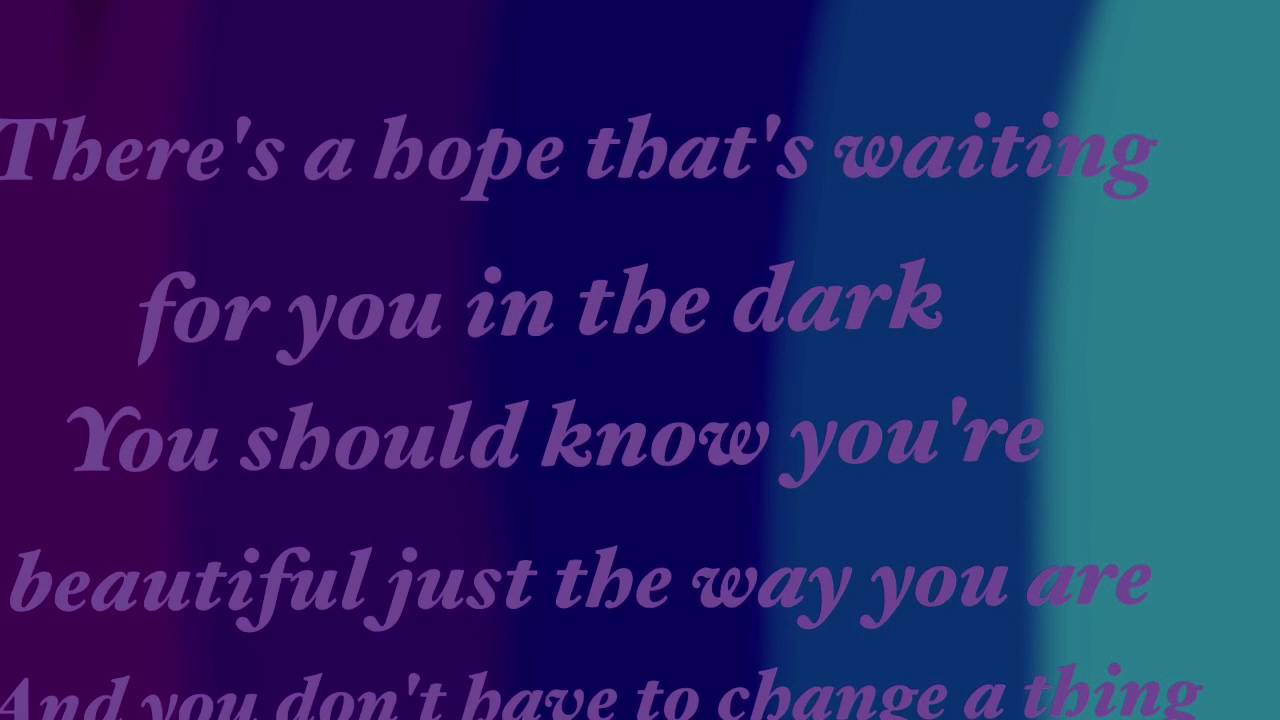 Scars To Your Beautiful By Alessia Cara Lyric Video Youtube