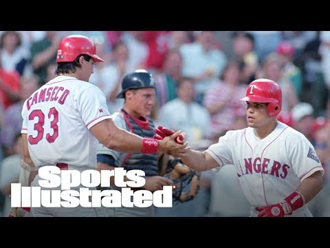 Why Iván Pudge Rodríguez Forgave Jose Canseco For Steroids Accusation | SI NOW | Sports Illustrated